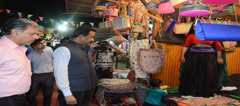 image of Exhibition cum Sale of Mega Cluster products at Dilli Haat,INA Market,New Delhi from 1st March to 15th March,2016
