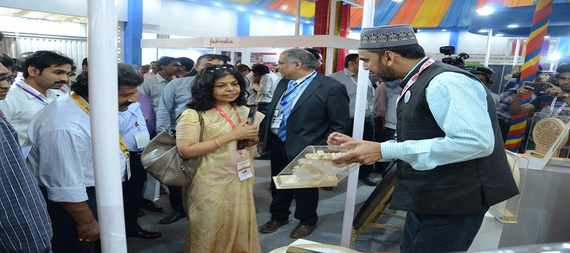 image of Seminar on the Indian Textiles & Apparels Industry during the Make in India Week at MMRDA Grounds, Mumbai.from 13th  to 18th  February,2016